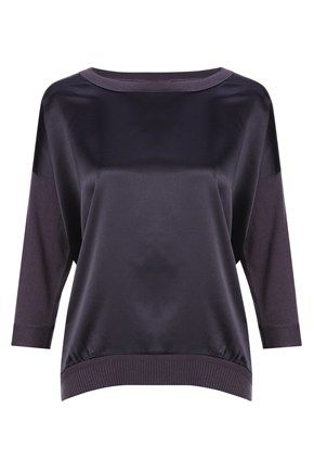 Jack Knits Trim Top - Great Plains