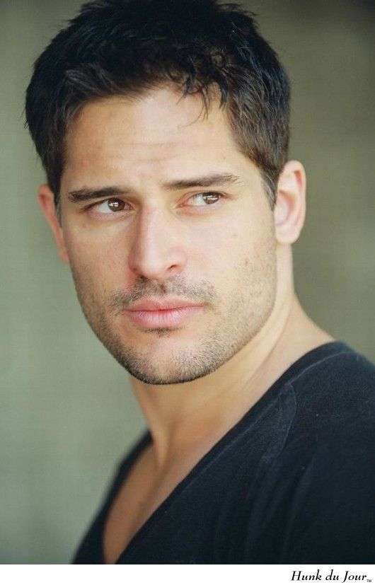 Joe Manganiello from Spider-Man, How I Met Your Mother ...