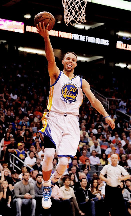 Stephen Curry #StephGonnaSteph