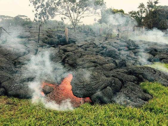 Volcanic activity worldwide 28 Oct 2014: Stromboli volcano, Bardarbunga, Kilauea