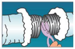 ống gió mềm