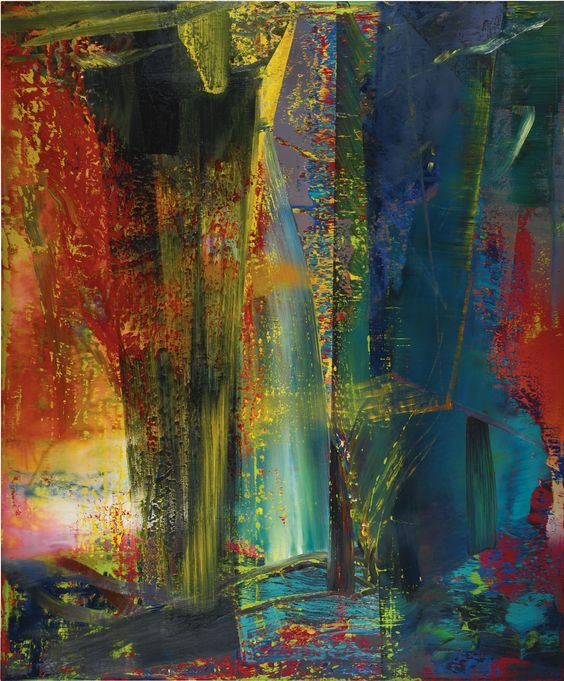 #GerhardRichter Abstract painting sold Sotheby's London for 30,389,000 GBP or $46,303,719, 2/10/15.
