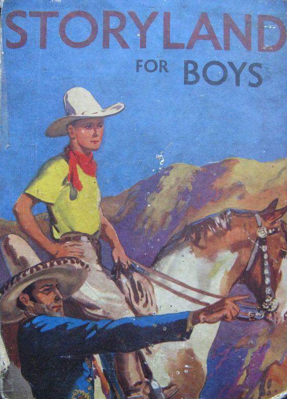 1937 Storyland for Boys