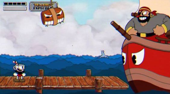 Like Classic 2-D Animation? Then You're Going To Love Playing Cuphead