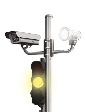 Drivers who received tickets from red light cameras between March 23 and May 14…
