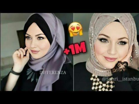 أجمل لفات حجاب تركية 2020 تجعلك في غاية الأناقة و المميزة بين صديقاتك ابهري الجميع بأناقتك Youtube Turkish Hijab Tutorial Hijab Tutorial Hijab Scarf