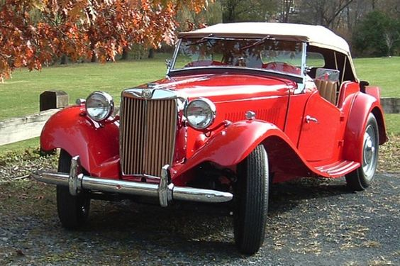 antique british cars | Vintage, earned a perfect 100 to take top honors at the 2012 British ...