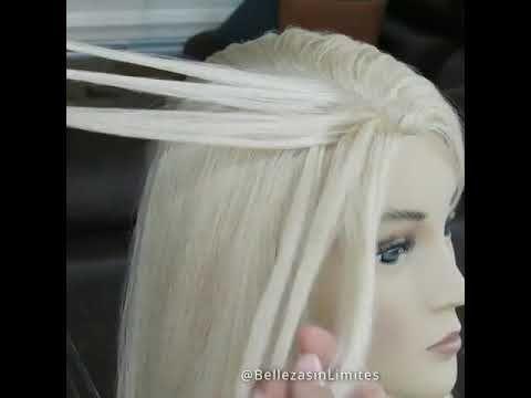 Tasrihat Cha3r Banat Wa Machtat Cha3r Sahla 2019 تسريحات شعر بنات و مشطات سهلة Youtube Hair Styles