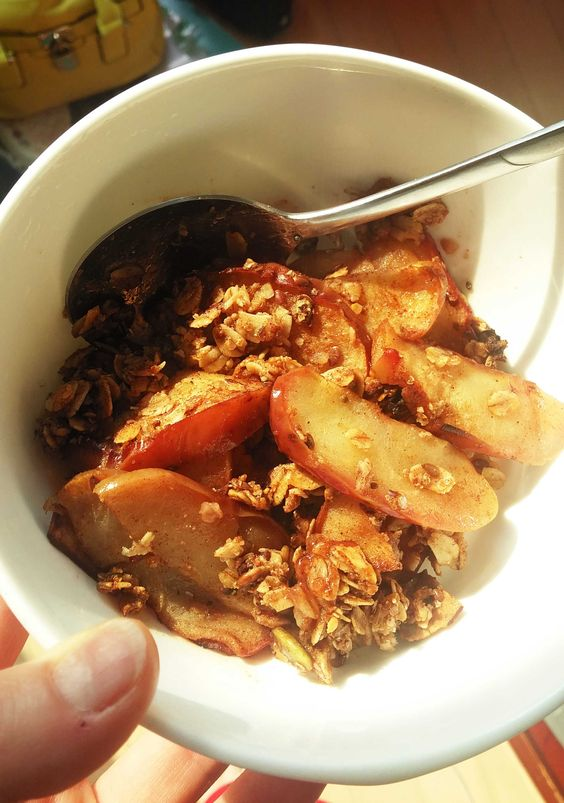 Vegan Gluten-Free Apple Crisp – Bakelife