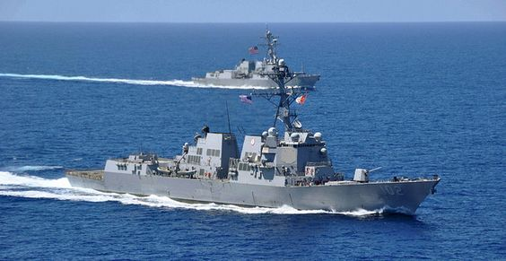 US Pacific Fleet Commander: We Are Ready to Act in South China Sea