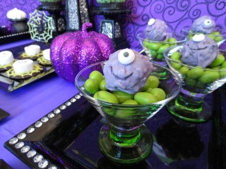 De Halloween Demasiado lindo Spook - Fiestas - Ideas para fiestas - Cute Food - Alquiler Ideas-tablescapes - ocasiones especiales y eventos - Partido P. ..