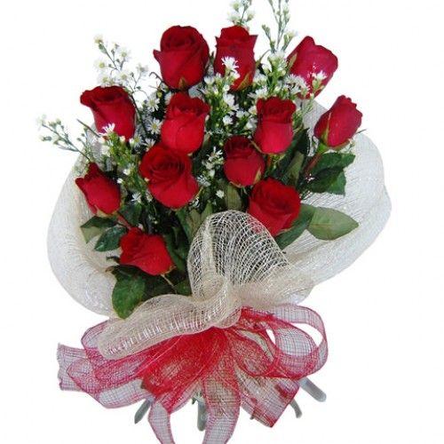 صور باقات ورد صور ورد رومانسي بوكيه بوكيه ورد How To Wrap Flowers Beautiful Red Roses Pretty Flowers