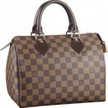 Louis Vuitton Speedy 25 damier ebene   Bags :: Luxury Toys
