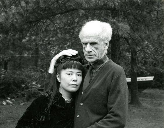 Yayoi Kusama and Joseph Cornell, 1971: