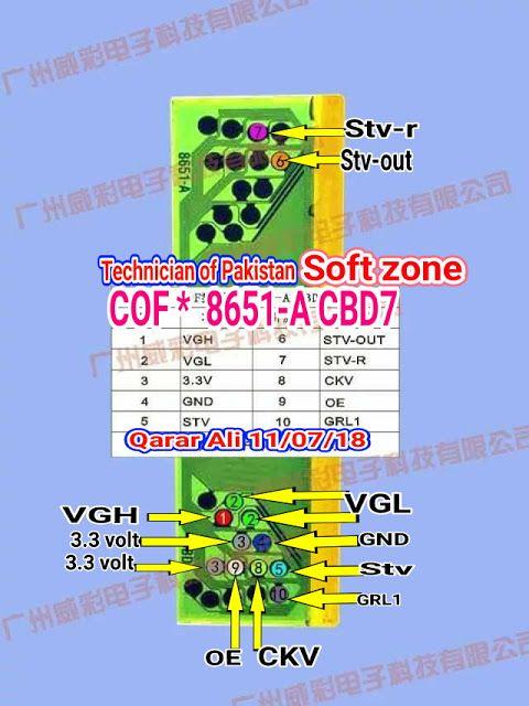 8651 A Cbd7 Cof Data Sony Led Tv Cof Lcd
