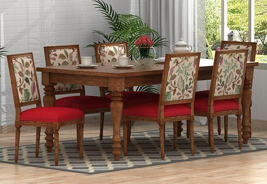 44+ Dining table set with six chairs Top