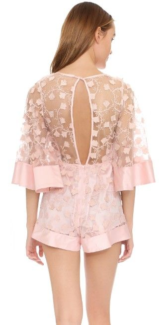 Alice McCall Applique Romper | SHOPBOP SAVE UP TO 25% Use Code:GOBIG15