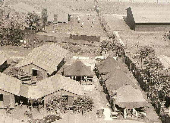 Honouliuli WWII Internment Camp  Honouliuli Gulch Waipahu, Hawaii