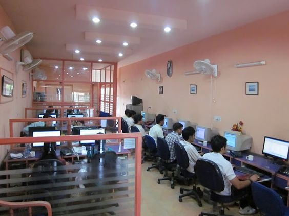 Another View of Megrisoft Sector 47 Office Ist floor Chandigarh India
