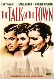 Oldie but a goodie staring Cary Grant, Jean Arthur and Rohonald Colman..so funny, Classic movies didn't need to rely on explosions or sex to be GREAT..Just great actors and a great screenplay
