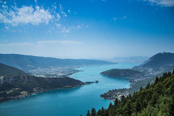 Lake Annecy | von martha-jane