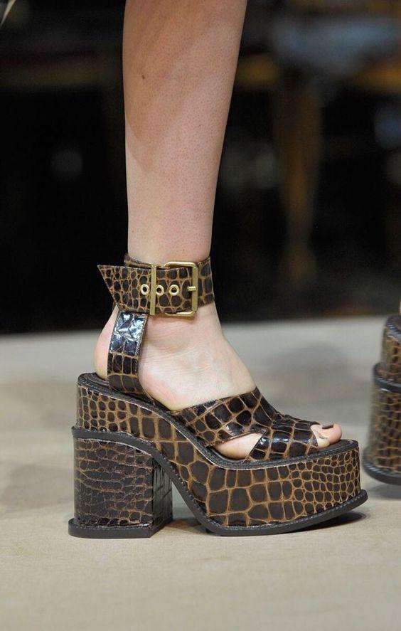 Vivienne Westood ss 2012, platform sandals