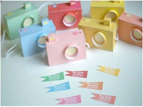 Diy paper cameras and cool diy on pinterest for Cool paper projects