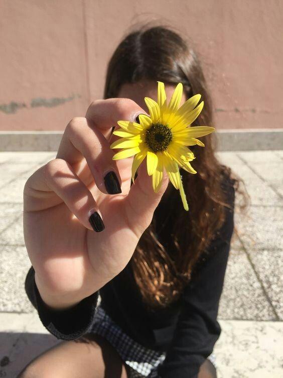 Sesiones De Foto Con Flores Fotos Tumblr Foto Instagram Y