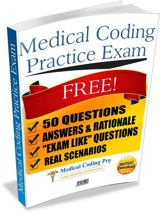 http://medicalcodingpro.com/free-medical-coding-practice-exam - Get 50 Medical Coding Practice Exam Questions FREE. All Codes Updated!