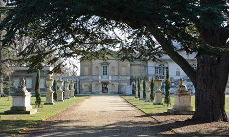 Chiswick House, England