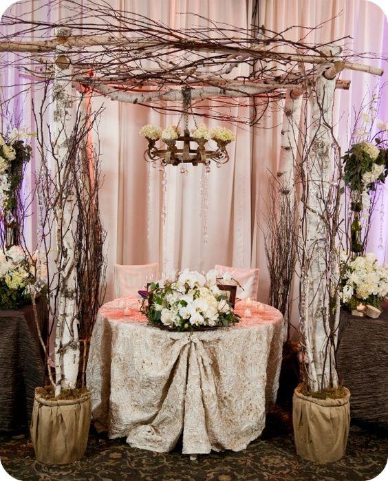 Wedding Altar Indoor: Homemade Wedding Altars Indoor - Google Search