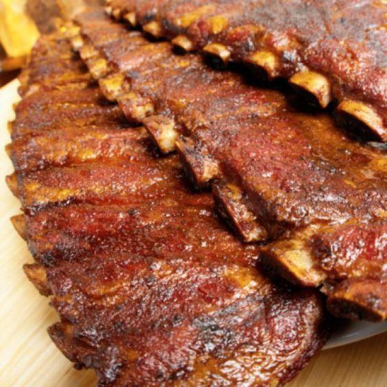 From Spicy to Sweet to Savory...10 Top Rib Rub Recipes: Spare Rib Rub