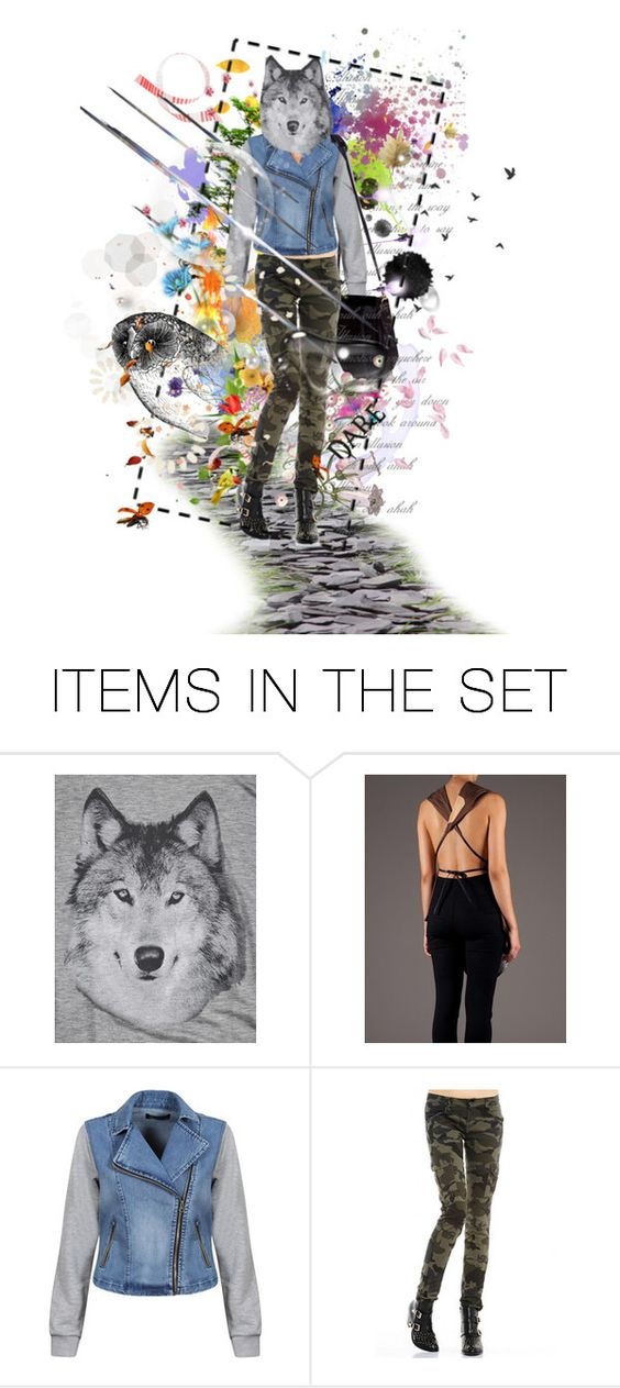 """Walk Along the Path"" by mbilic ❤ liked on Polyvore featuring art"