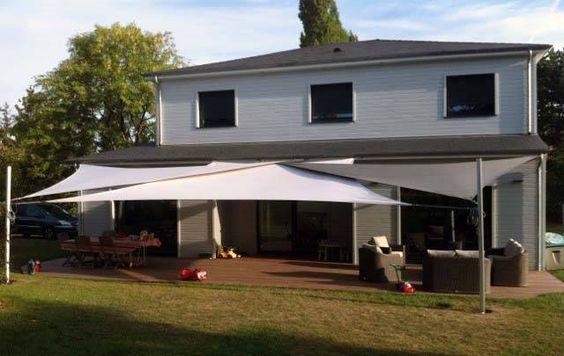 pergola 50p. voiles du0027ombrage et pergola 50 ides pour la terrasse pergolas backyard and patios 50p