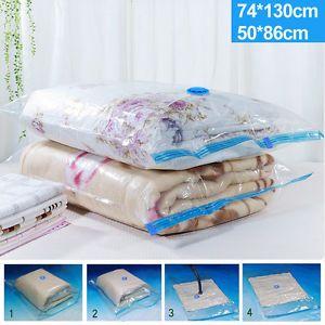 10pc Vakuumbeutel Vacuu Vacuum Aufbewahrungsbeutel  für Betten und Kleidung