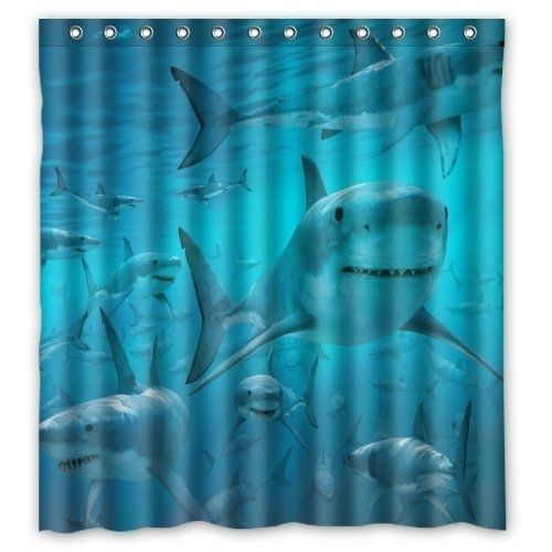 Finding Nemo Shower Curtain Custom Shower Curtains Diy Shower