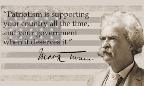 12 Mark Twain Quotes That Are More Relevant Today Than Ever In 2020 Mark Twain Quotes Mark Twain Quotes Life Patriotic Quotes