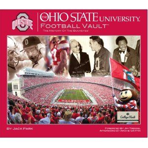 Ohio State University Football Vault, by Jack Park