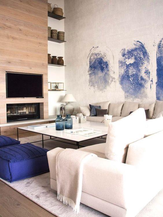 Inspiración mediterránea. COME SEE MORE Rustic Spanish Villa Interior Design Inspiration!