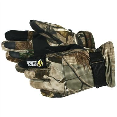 Women's ScentBlocker® Sola™ RainBlocker® Waterproof Thinsulate™ Insulation Camo Gloves