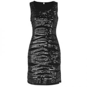 Dorothy Perkins  Black spangled dress