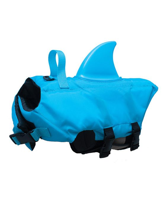 Look at this Blue Sea Squirts Dog Jacket Set on #zulily today!