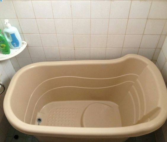 cheap bathtub