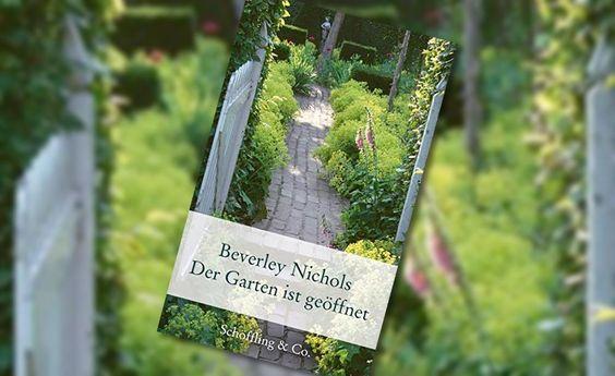 Der Garten ist geöffnet