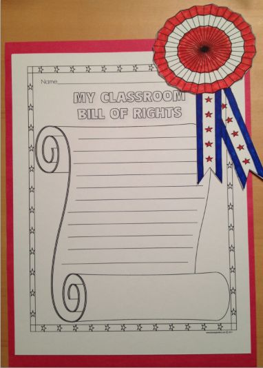 the lesson plan diva constitution day activities and printables. Black Bedroom Furniture Sets. Home Design Ideas