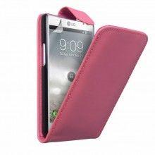 Funda LG Optimus L9 Klam Flip - Rosa  AR$ 34,65