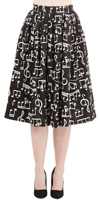 darling musical notes skirt http://rstyle.me/n/v69xwr9te: