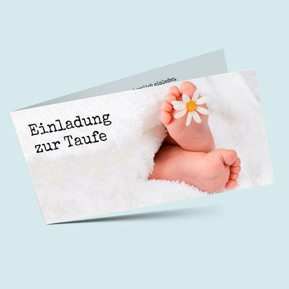 Einladung Zur Taufe Wunder   Taufkarten Selbst Gestalten |  Babykarten Taufeinladungen Ideen Und Beispiele: Taufkarten Selbst Gestalten  | Pinterest
