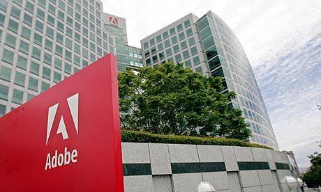 Adobe com receitas de 1,04 mil milhões de dólares