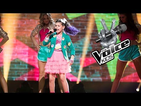 Raya Wings The Voice Kids 2017 De Finale Youtube The Voice Kids Youtube